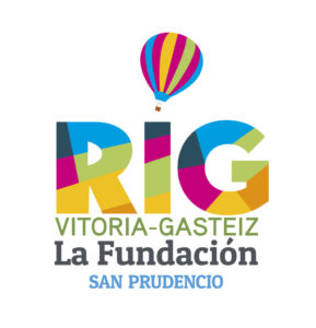 Logotipo RIG Regata Internacional de Globos Aerostáticos Vitoria-Gasteiz