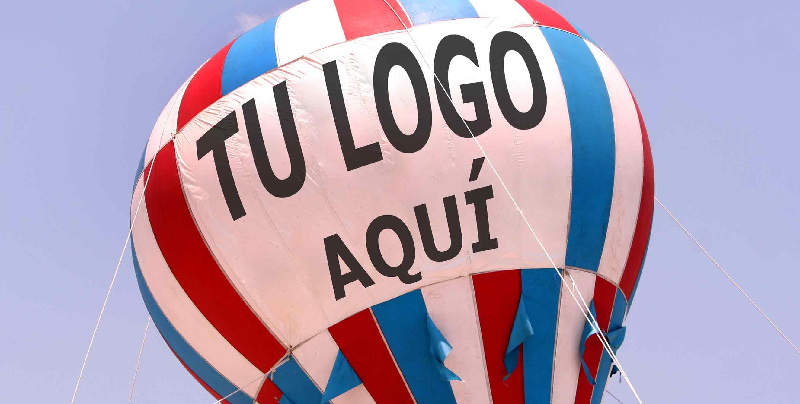 publicidad en globos regata de globos aerostaticos