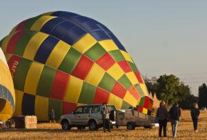 campo de vuelo de globos aerostáticos Vitoria-Gasteiz