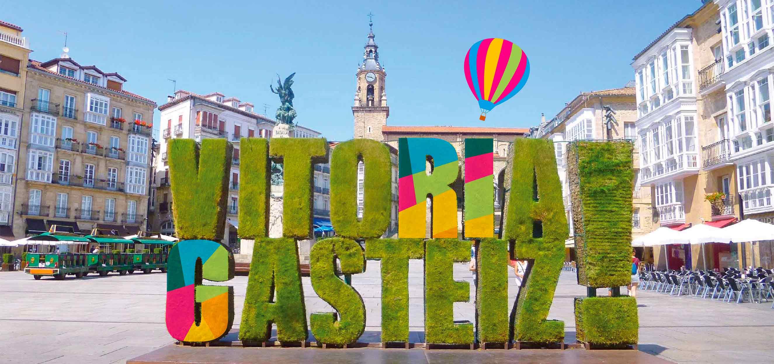 Regata de Globos Aerostáticos RIG Vitoria-Gasteiz