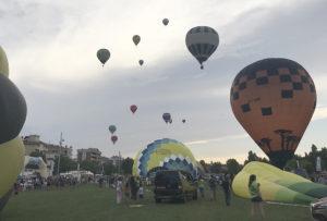 vuelo globos aerostaticos